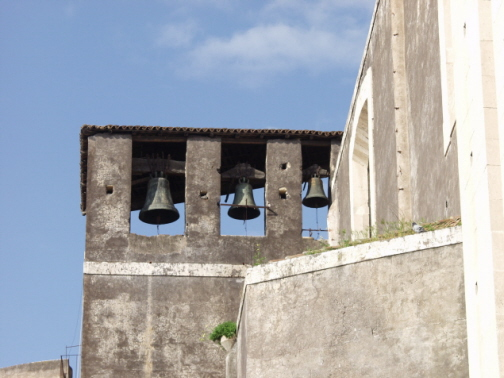 Glockenturm Neapel