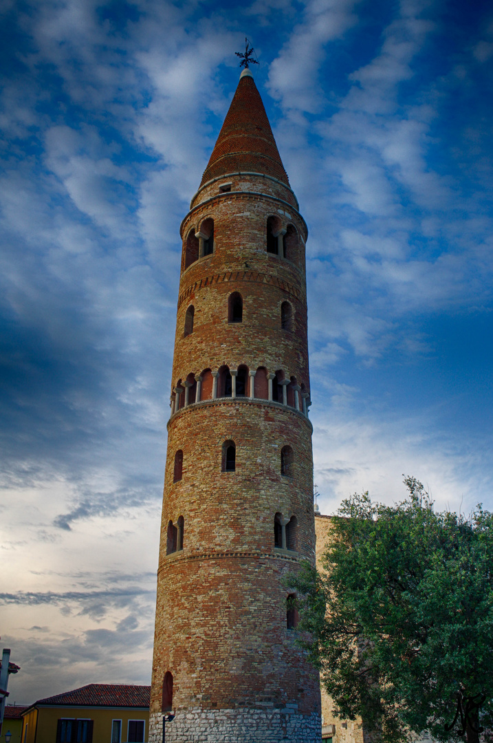 Glockenturm von Caorle (Venedig)