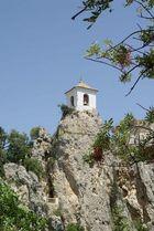 Glockenturm von Guadelest