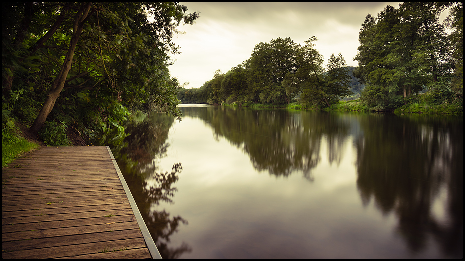 Gloomy River