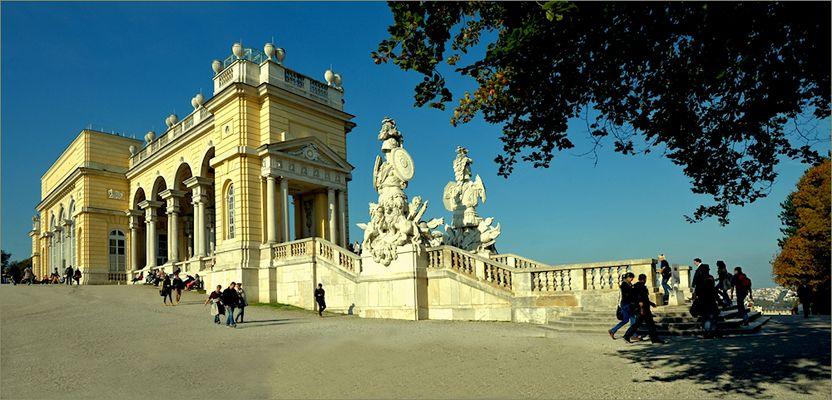 Gloriette - Schloss Schönbrunn