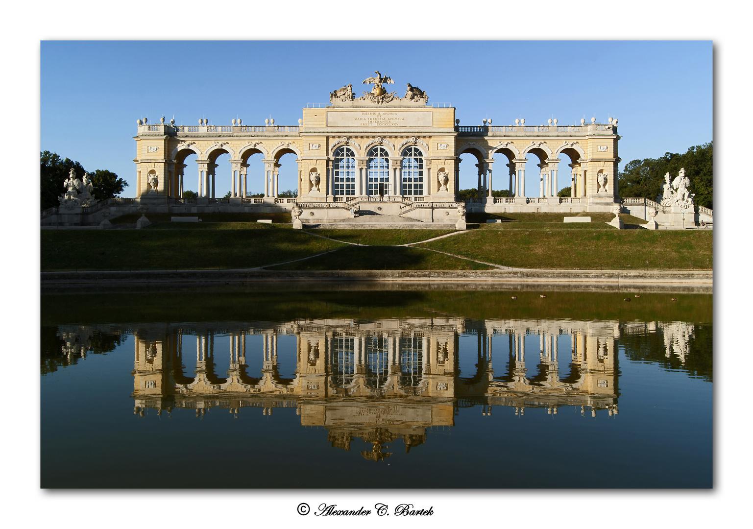 Gloriette Schloss Schönbrunn, Wien