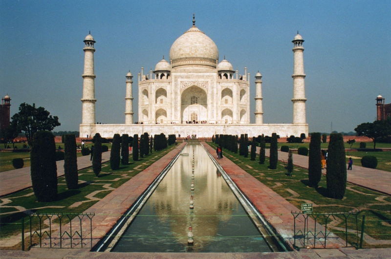 Glorious Taj...