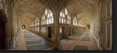 Gloucester Cathedral V/ Vers.II - England