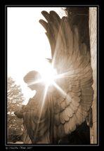 Glowing angel