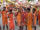 Glücklich in Varanasi angekommen!