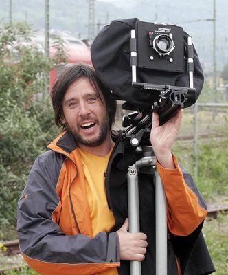 Glückliche Fotografen