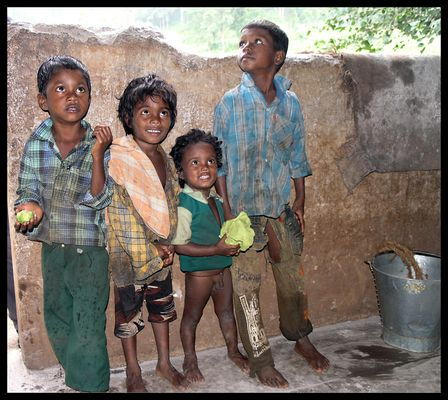 Glückliche Kinder 4