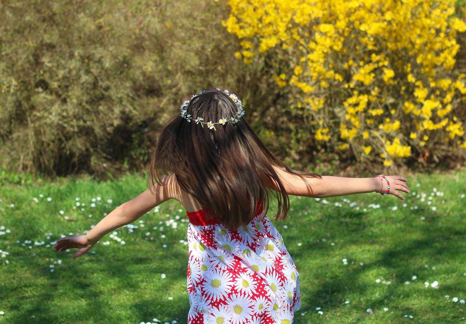 Glückliche Kindheit :)