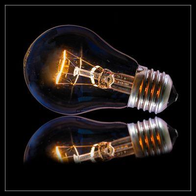 Glühbirne 60 W