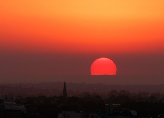Glühendes Sydney