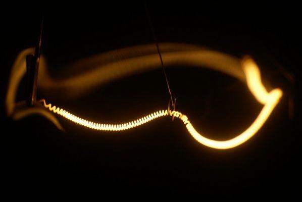 Glühwendel...