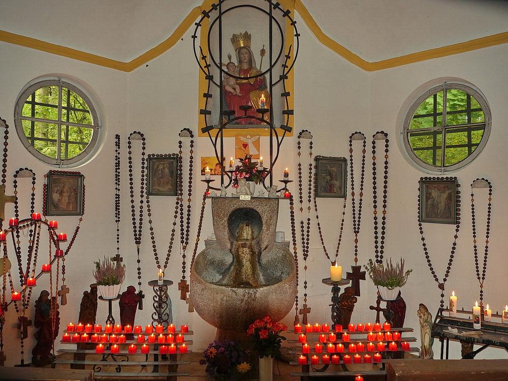 Gnadenkapelle Frauenbrunn
