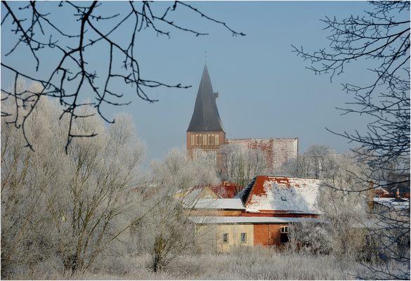 Gnoiener Kirchenansicht