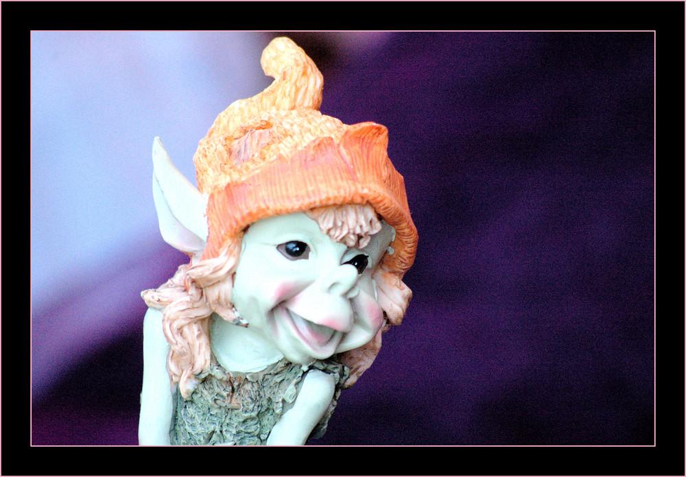 Gnom oder Elfe ?