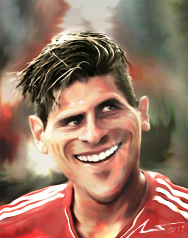 Go Goal Gomez