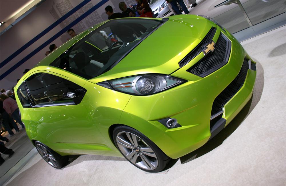Go green Chevrolet