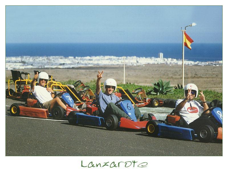 | | go-karting | |  Arrecife | |