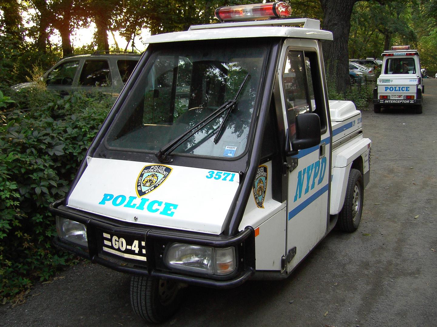 Go, NYPD, Go