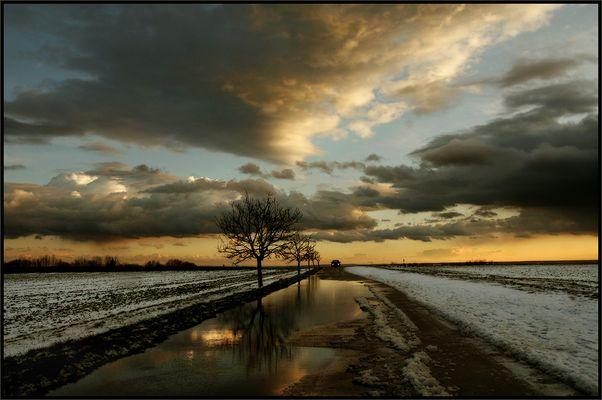 Go, Winter, go...
