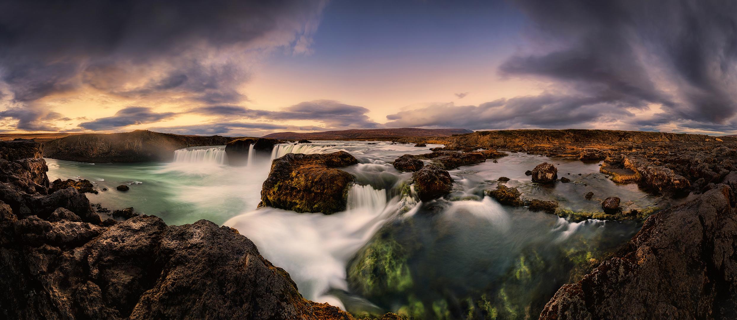 Goðafoss - Panorama
