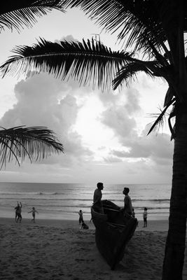 Goa's sunset