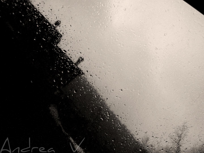 Goccie di pioggia...