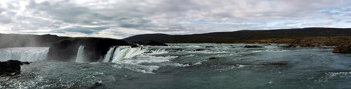 Godafoss Panorama