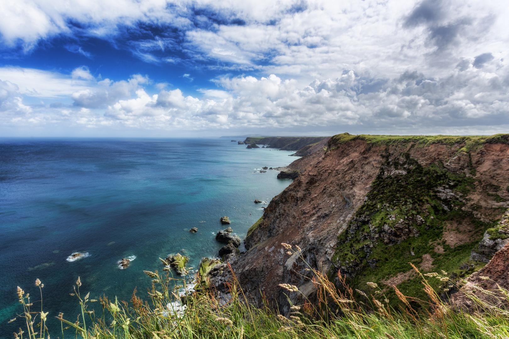 Godreavy Portreath heritage coast