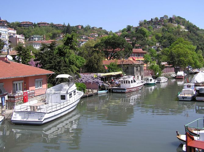 Göksu-Istanbul (Bosporus)