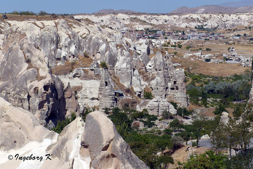 Göreme - Seit 1985 UNESCO-Weltkulturerbe