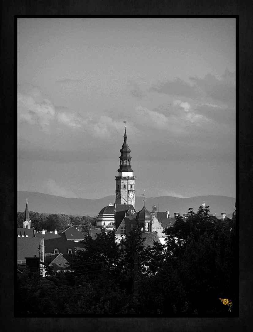 Görlitz - Blick über die Stadt I