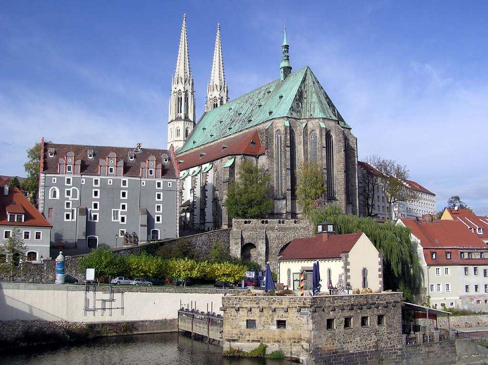 Görlitz - Peterskirche