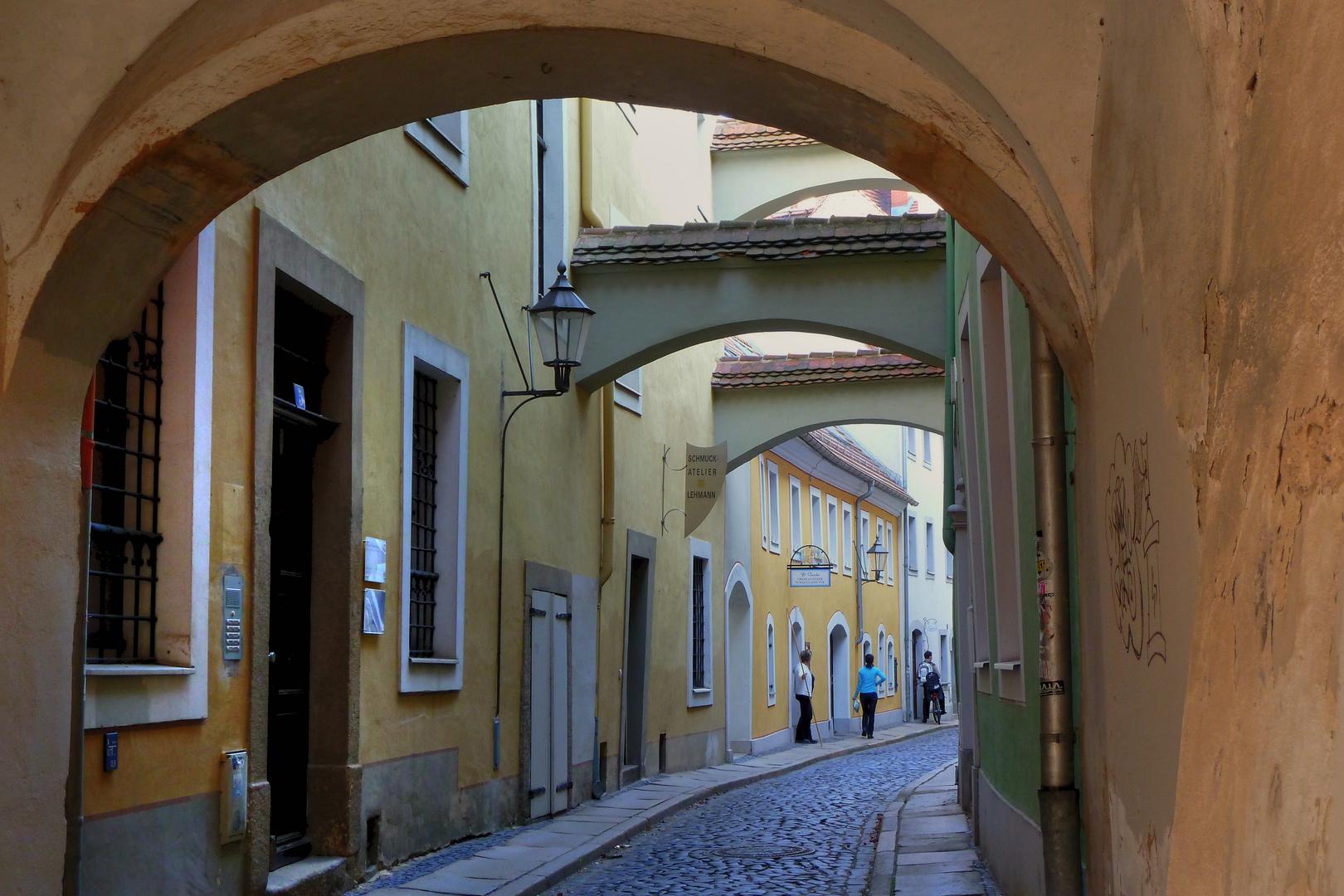Görlitz, Schwarze Straße