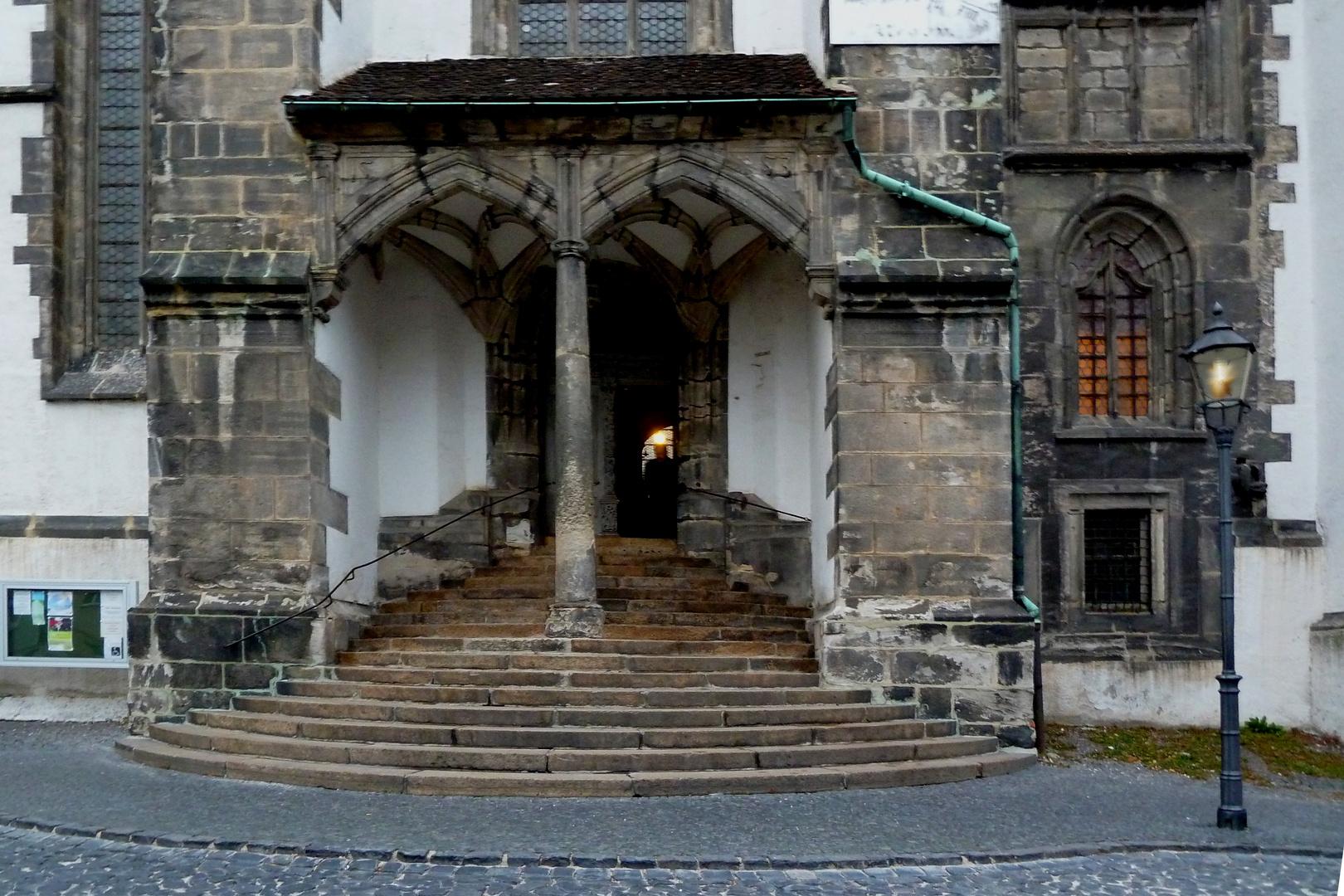 Görlitz, St. Peter und Paul (Südportal)
