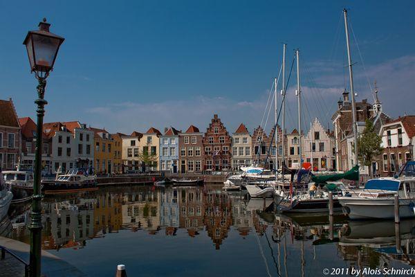 Goes Hafen 2011