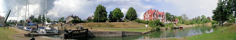 Götakanal bei Borensberg