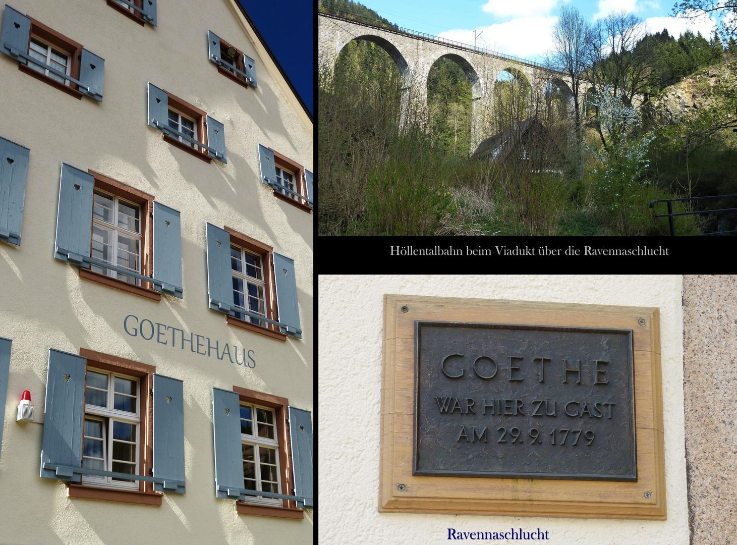 Goethe...