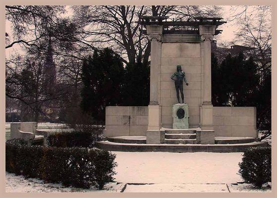 Goethedenkmal im Herrngarten
