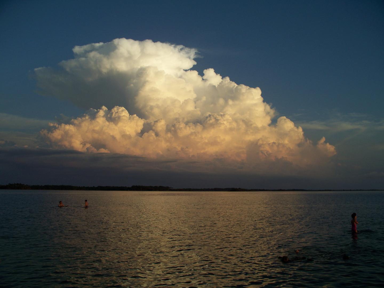 Götter Wolken