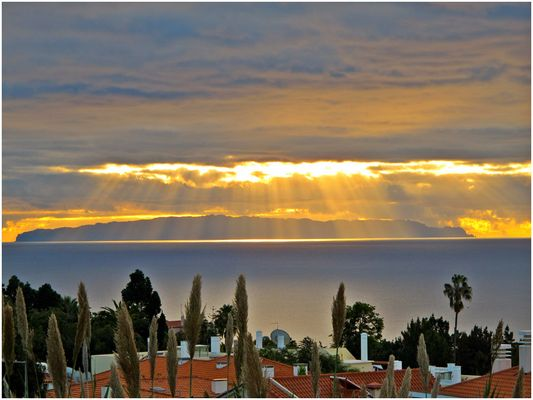 Götterdämmerung über Funchal