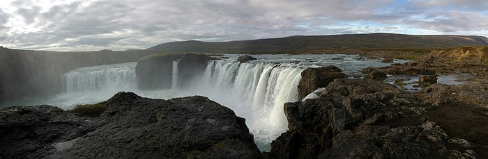 Götterwasserfall