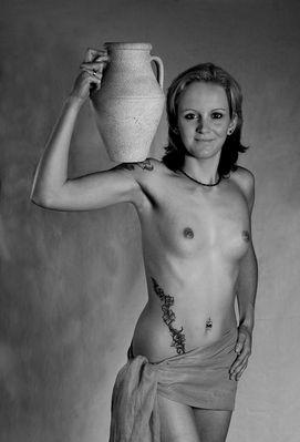 Göttin aus der Antike