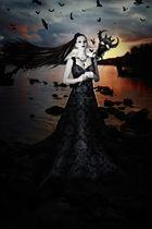 Göttin der Dunkelheit
