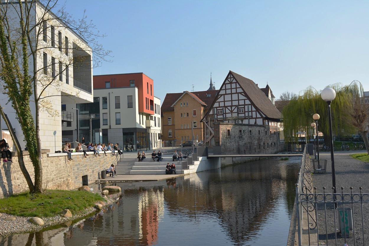 Göttingen - alt und neu