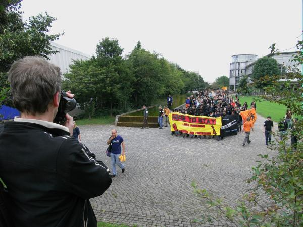 """Göttinger """"HERE TO STAY"""" Demo"""