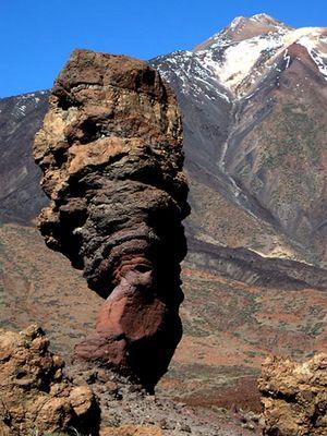 Göttliche Caldera am Teide, Tenerife