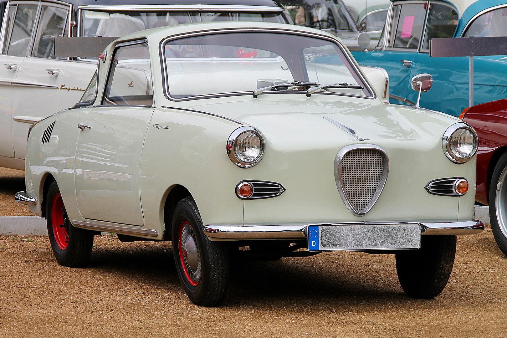 Goggomobil TS 250 Coupé