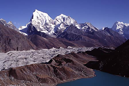 Gokyotal - Everestregion