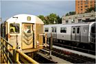 Gold and Silver - Contrasts on the New York City Subway
